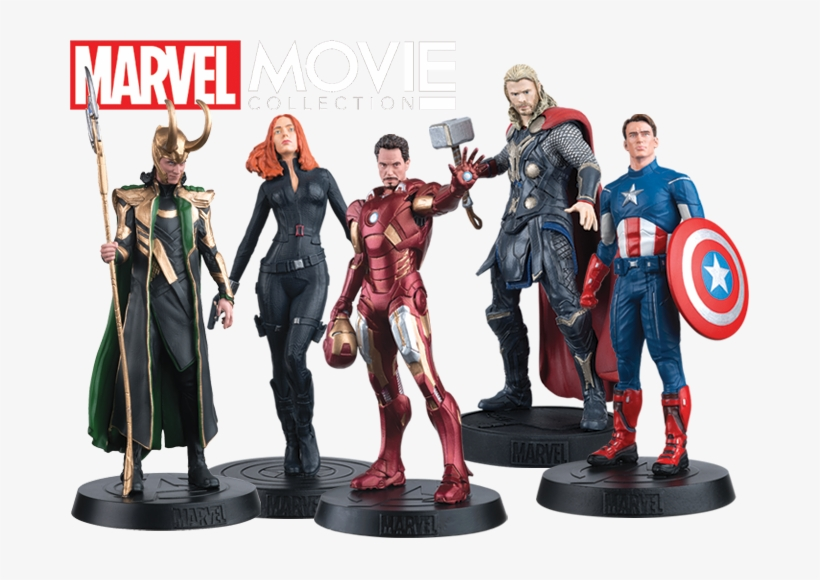 Marvel Movie Collection - Marvel: Movie Figure Collection #1 Iron Man, transparent png #1325603