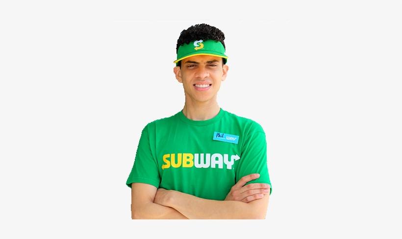 Sandwich Artist Pro® - Subway Restaurant New Clothes, transparent png #1327477