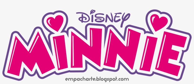 Logo Minnie Png - Minnie Mouse Logo, transparent png #1332280