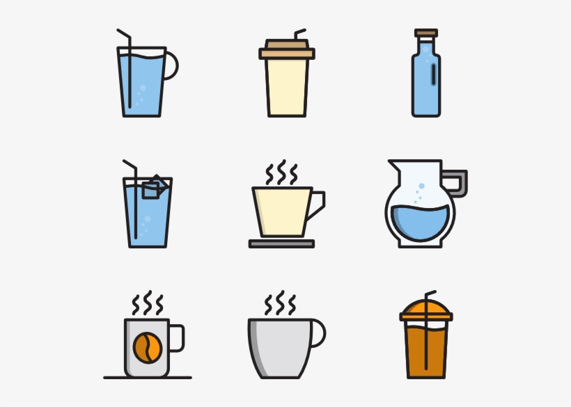 Coffee Cup Icons - Coffee Cup, transparent png #1339960