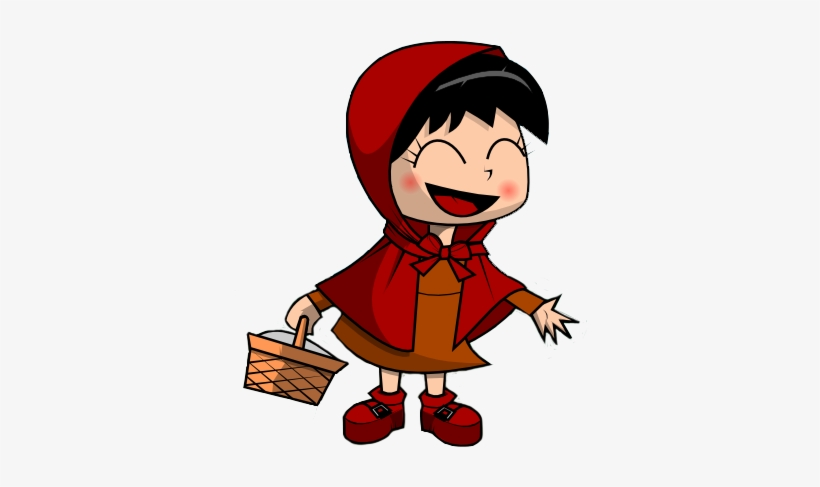 Image Collection Of Free High Quality Cliparts - Red Riding Hood Clip Art, transparent png #1341059
