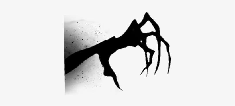 Shadow Black Scary Horror - Creepy Shadow Hand - Free