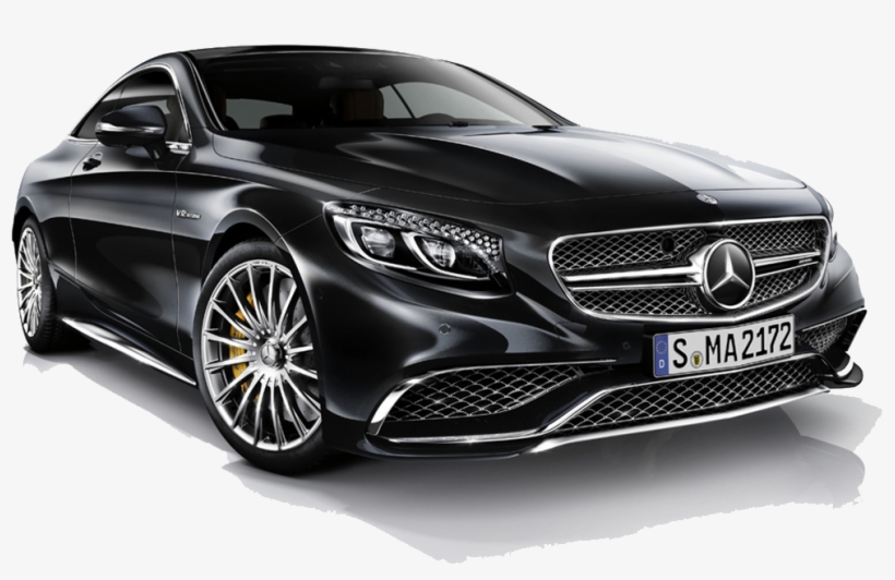 Mercedes-benz Png Pic - Mercedes Benz S65 Amg Coupe Front, transparent png #1345564