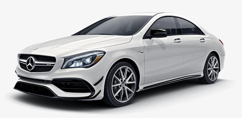 Amg Cla 45 Png - Mercedes Benz Amg Cla 45 2018, transparent png #1345780