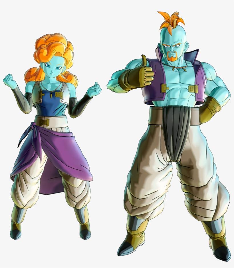 Dragon Ball Xenoverse 2 Zangya, transparent png #1346568