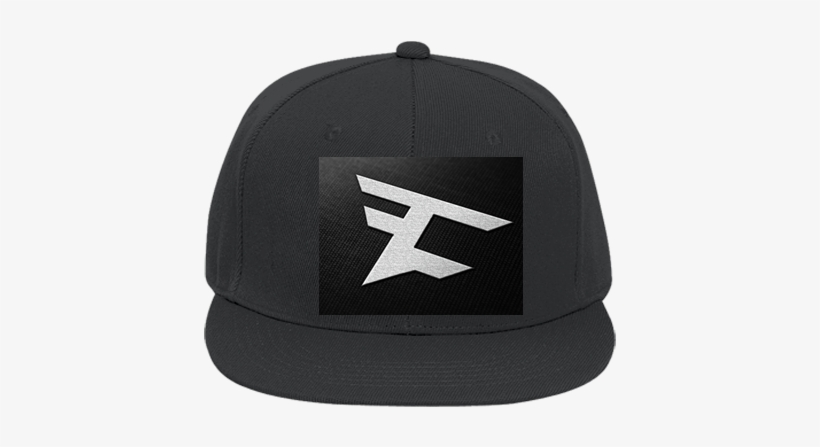 Flat Bill Fitted Hats 123 - Faze Clan - Free Transparent PNG ... ed2e506ec9f