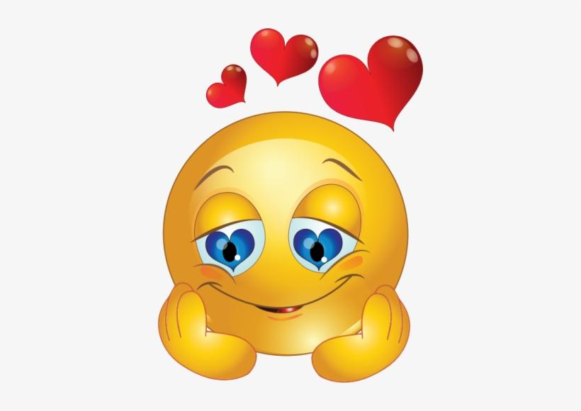 Love Emoji Images - Emoji Fall In Love, transparent png #1349152