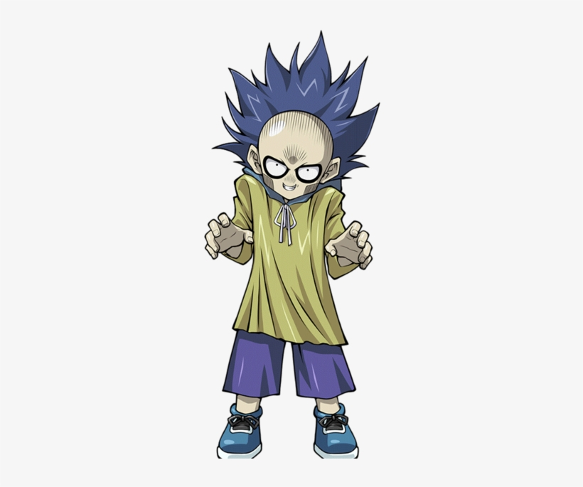 Bonz - Yu Gi Oh Duel Links Characters - Free Transparent PNG