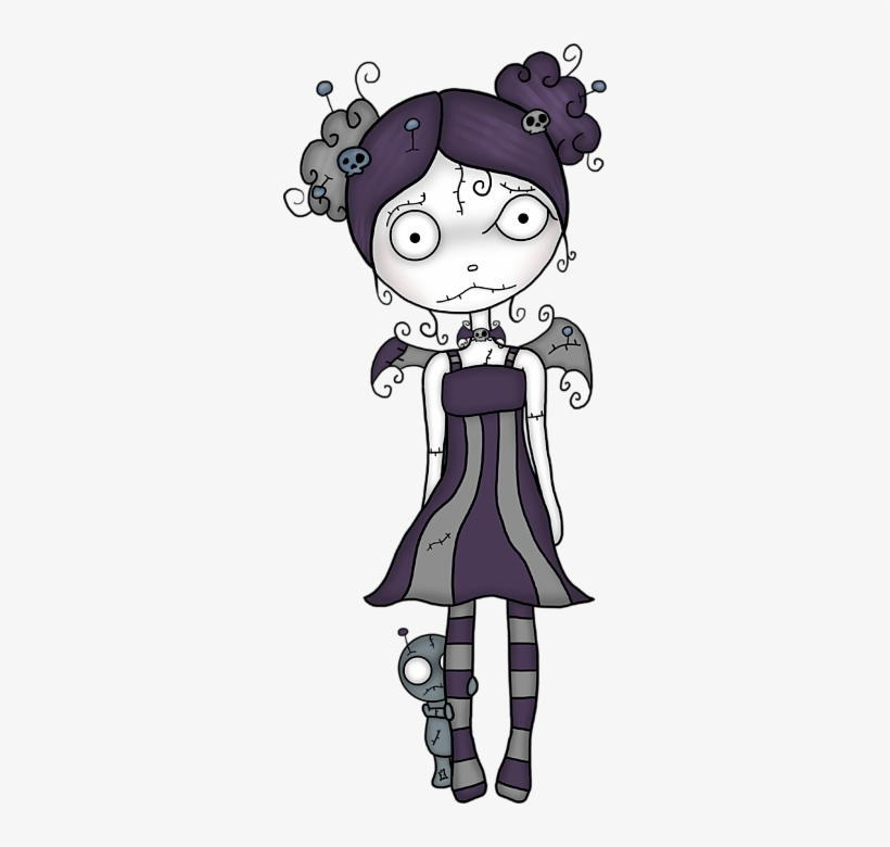 Click And Drag To Re-position The Image, If Desired - Voodoo-mädchen #1 Mousepads, transparent png #1352333