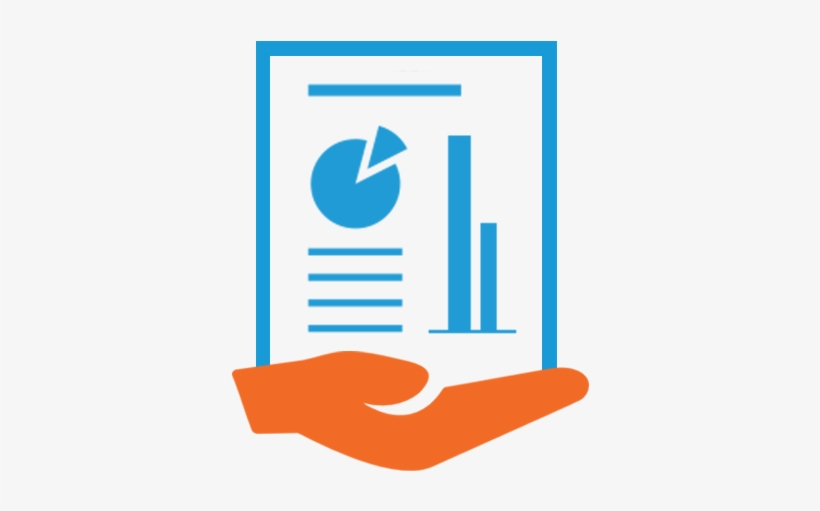 Delivery Of Report Icon - Report Icon Png, transparent png #1354846