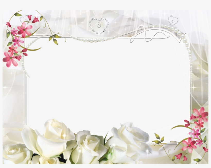 png photo rose frame printable frames art frames wedding frames free transparent png download pngkey png photo rose frame printable frames