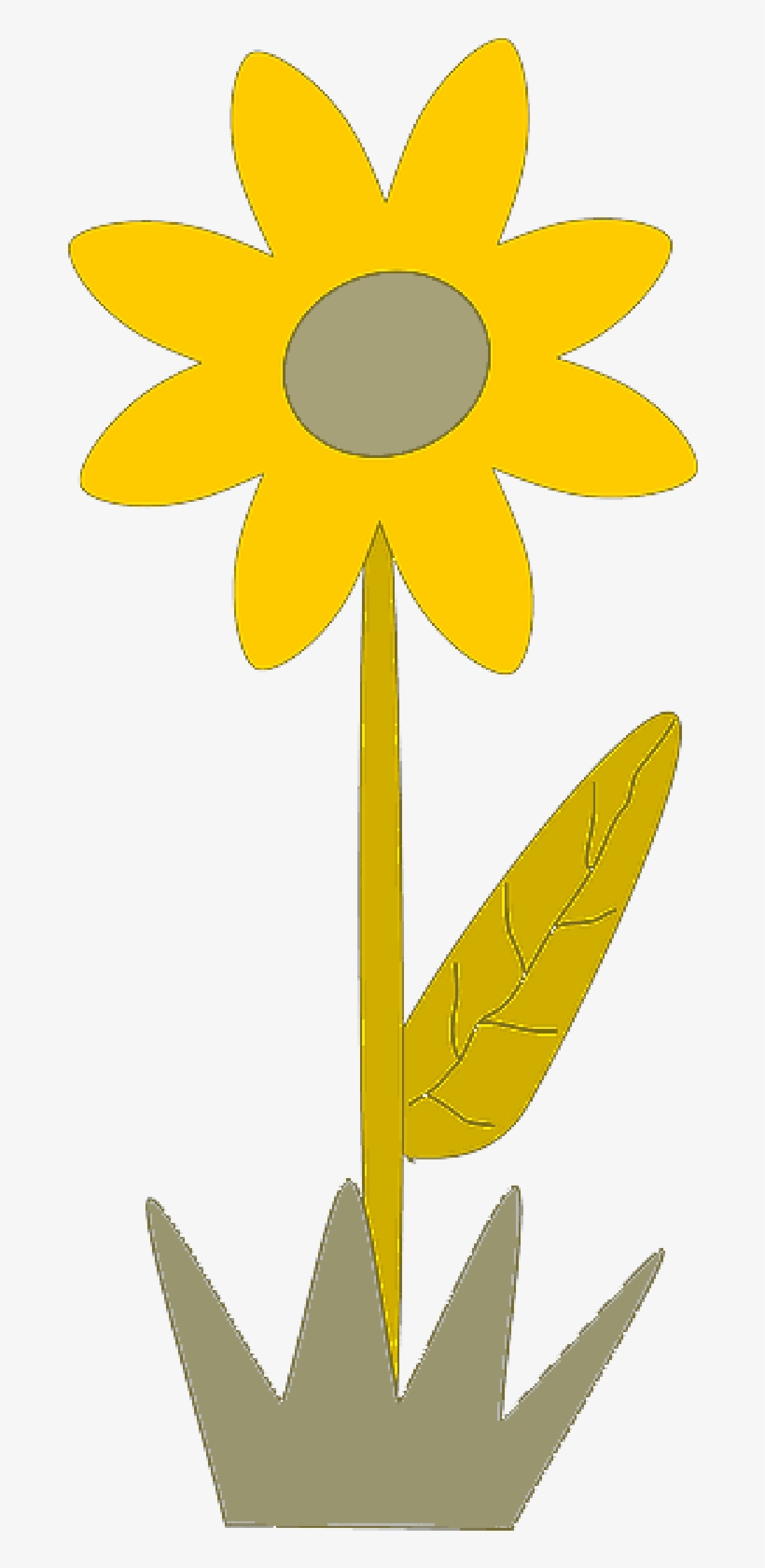 Mb Image/png - Spring Flowers Clip Art, transparent png #1357260
