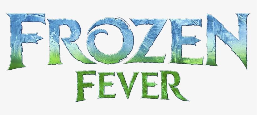 Frozen Fever Logo - Frozen Fever Logo Png, transparent png #1361170