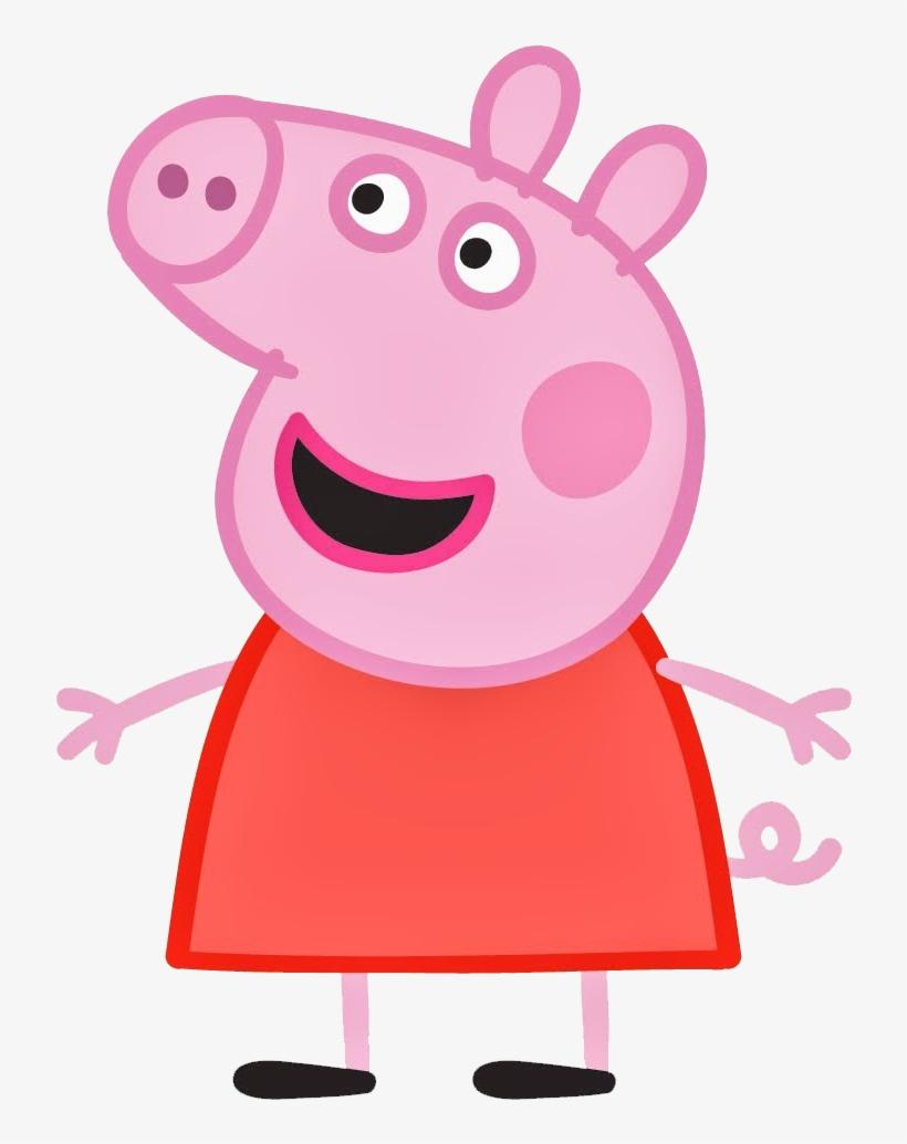 Peppa Pig Png Pack - Peppa Pig - Peppa Cardboard Cut Out Standee, transparent png #1362010