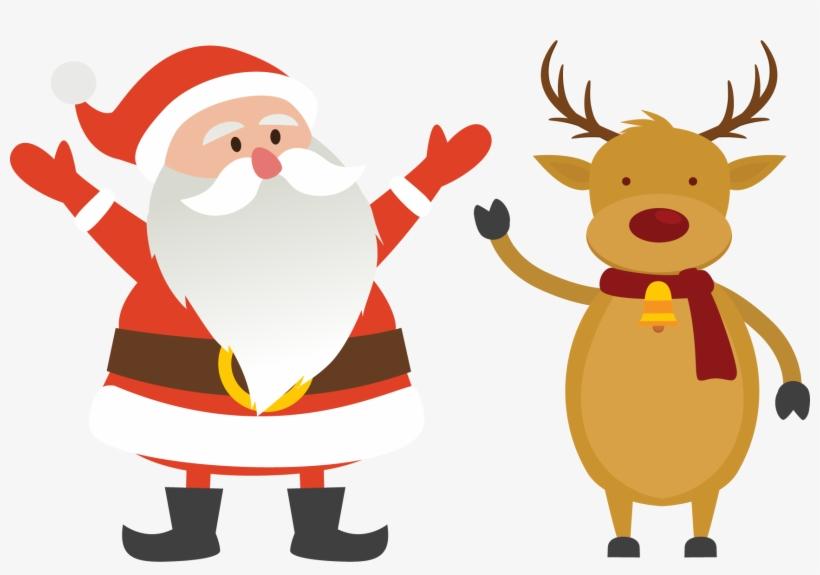 Santa Claus Clipart Png Image Trae Tu Carta Para Papa Noel Free Transparent Png Download Pngkey