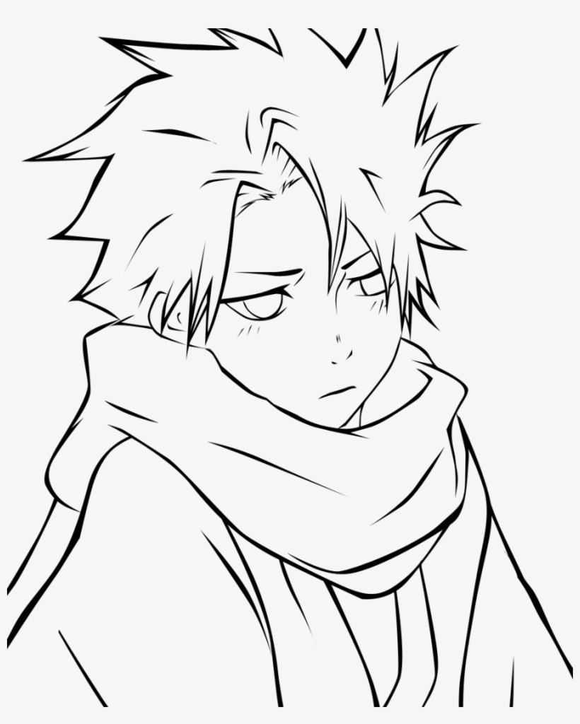free coloring pages anime characters | Amazing Anime Guy Coloring Pages Unique Cute Characters ...