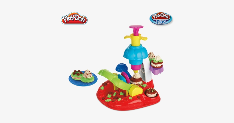 You Can't Beat Good Old Fashioned Play Doh I Want To - Hasbro Play-doh Sweet Shoppe Flip 'n Frost Cookies, transparent png #1366680