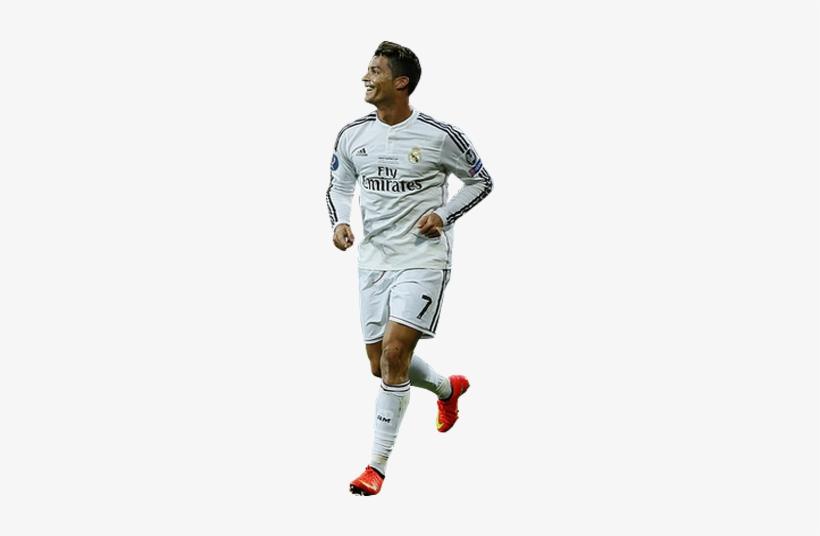Ronaldo Png Render De Cristiano Ronaldo - Cristiano Ronaldo Corriendo Png, transparent png #1369016