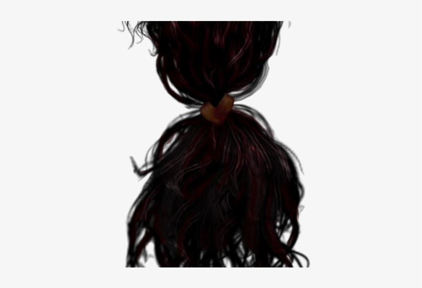 Afro Hair Png Transparent Images - Girls Hair Style Png, transparent png #1371896
