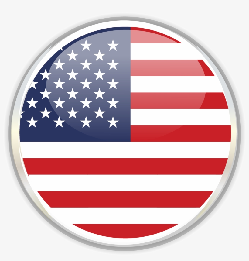 Bandera De Venezuela Y Usa Png - English Arabic Language Icon, transparent png #1373113