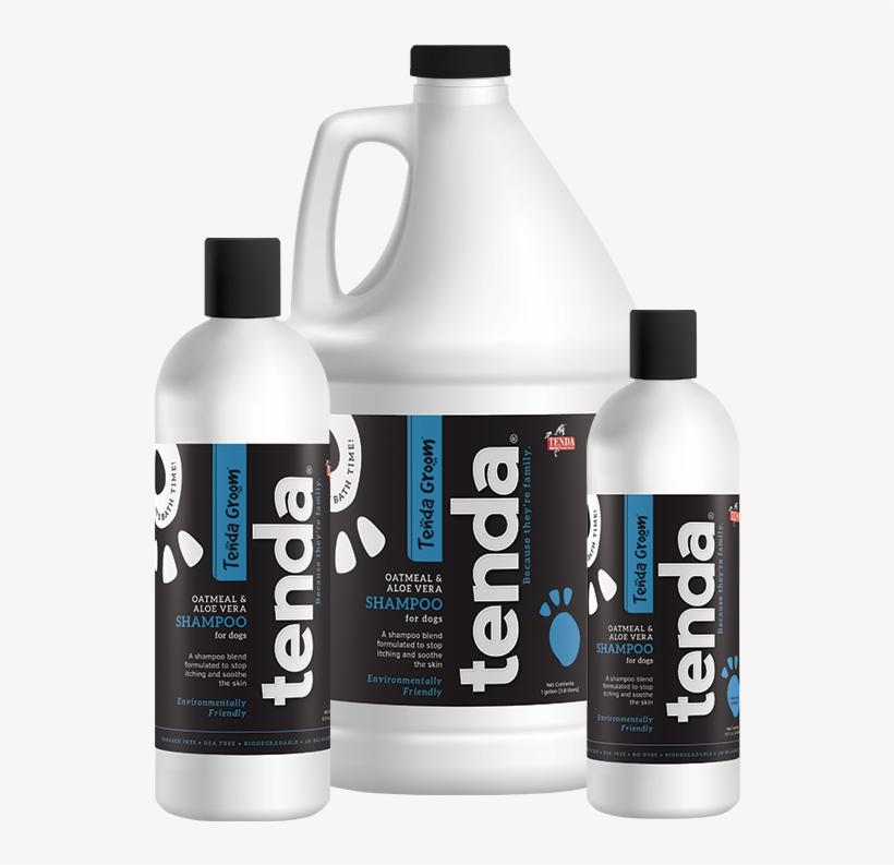 Tenda Equine & Pet Care Oatmeal & Aloe Vera Shampoo - Shampoo, transparent png #1374160