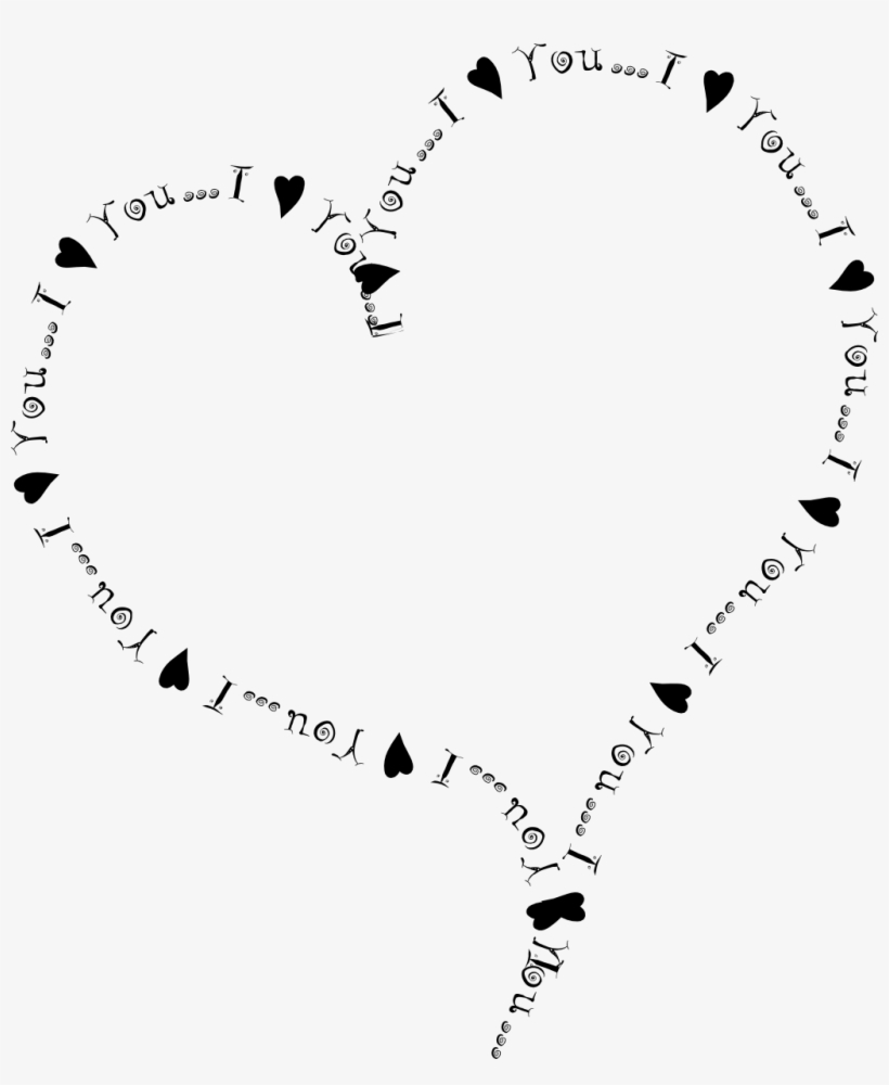 Heart Borders And Frames, transparent png #1374559