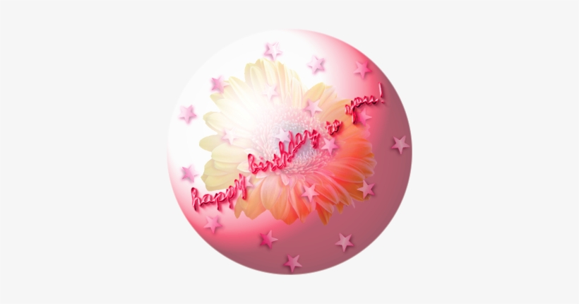 I Hope You Like This Background And Tag - Aster Happy Birthday, transparent png #1375608