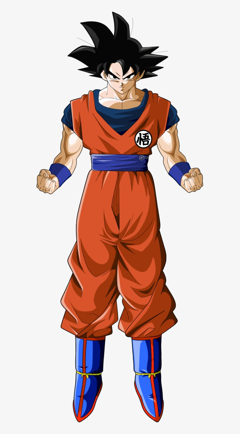 Goku Dragon Ball Gohan Del Futuro Free Transparent Png