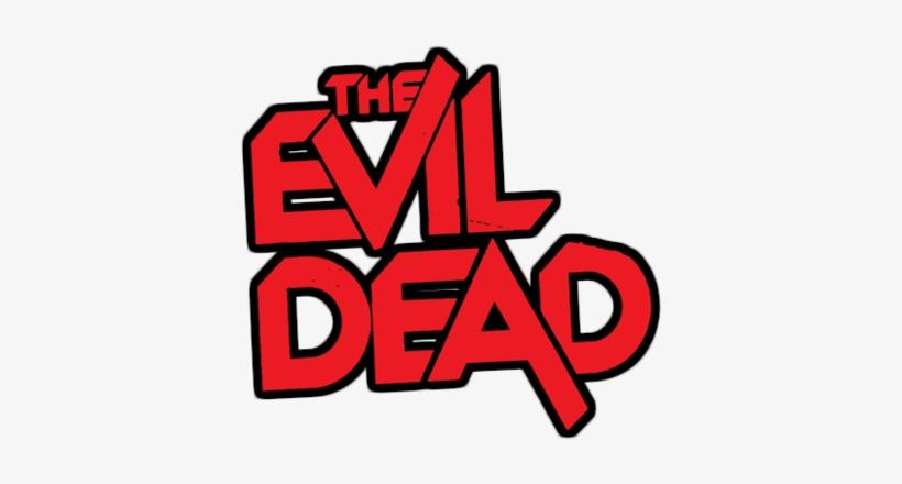 Evil Dead Png Free Library - Evil Dead Logo Png, transparent png #1378619