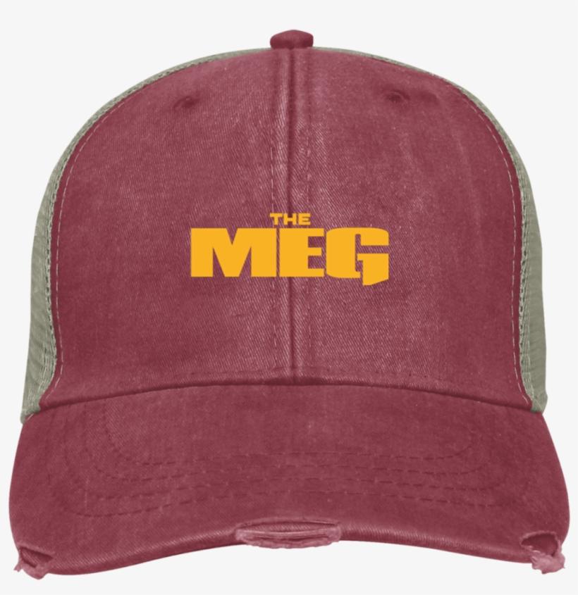 The Meg Movie Adams Ollie Cap Hats Min Kids Store Png - Hat, transparent png #1380594
