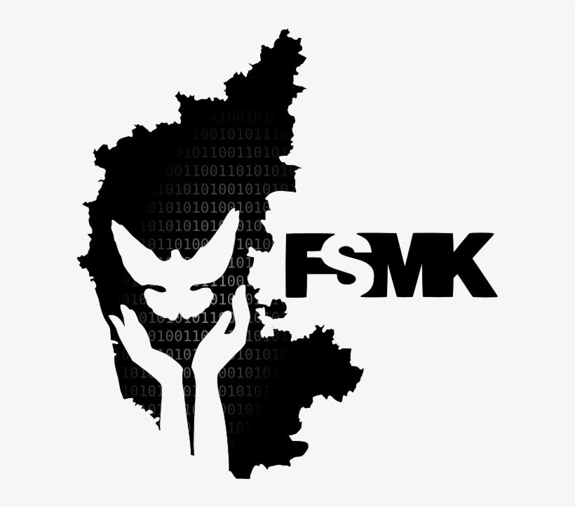 Fsmk Logo - Karnataka Election Results Live, transparent png #1384312