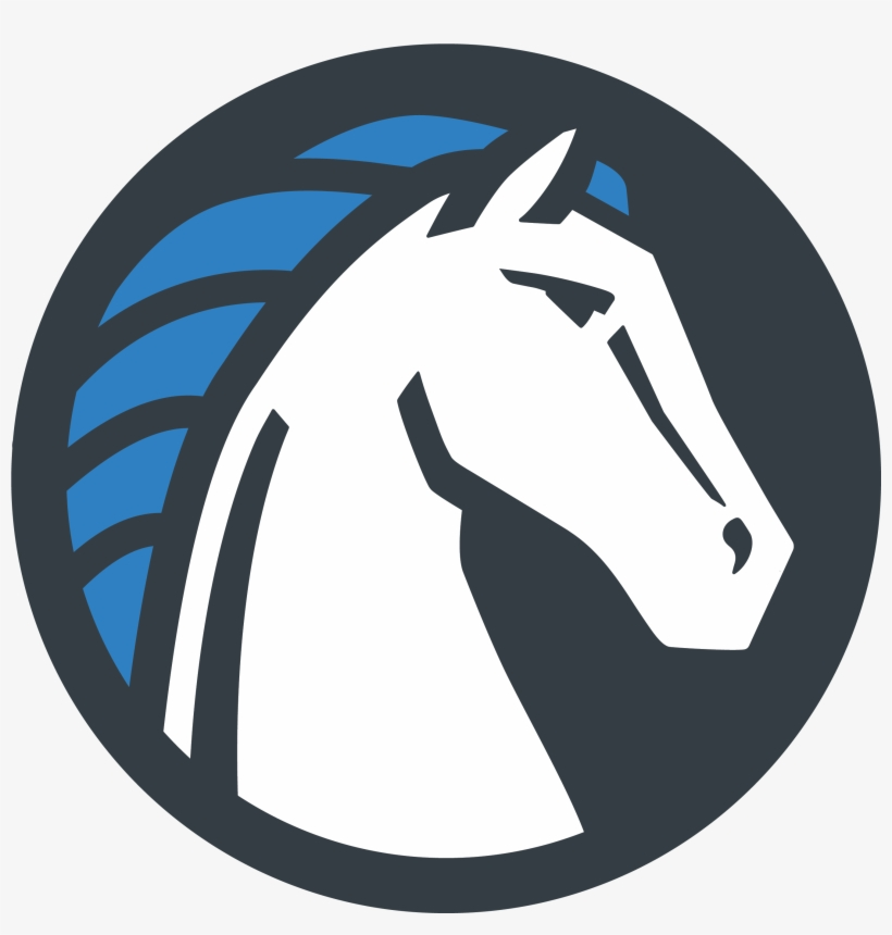 Collection Of Charger Horse Clipart High Quality, Free - Kingsway Christian School Logo, transparent png #1385875