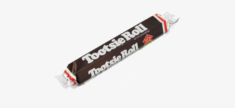 Tootsie Roll Chewy Candy - Tootsie Roll 2.25 Oz, transparent png #1386449
