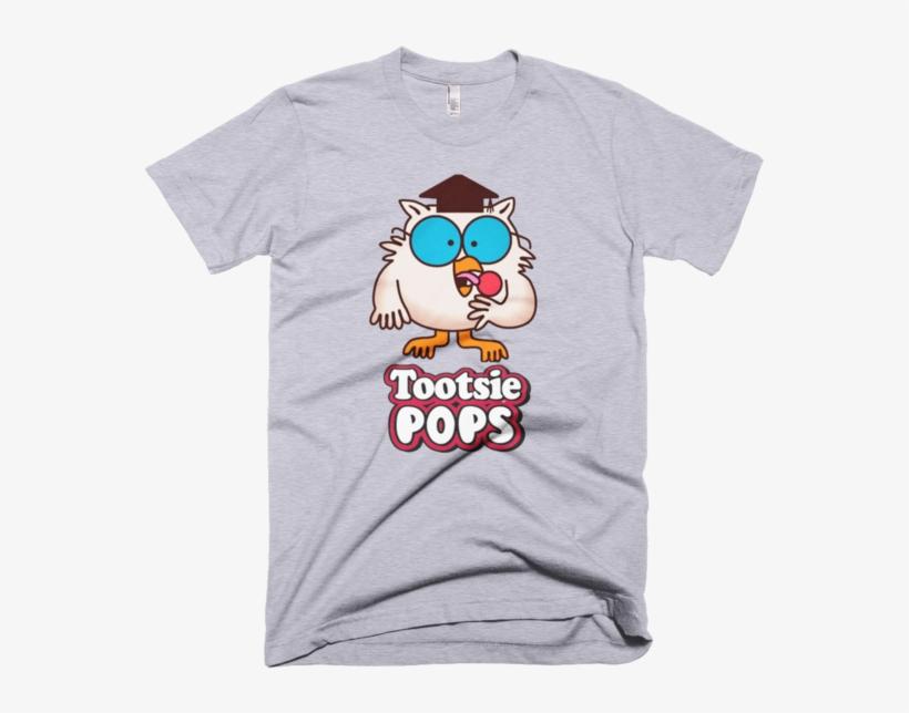 Owl Tootsie Roll Pop T Shirt, Soft American Apparel - Celebrate Diversity - Guitar T-shirts & Hoodies, transparent png #1386803