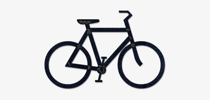 Bicycle Clipart Simple Bike Simple Picture Of A Bike Free Transparent Png Download Pngkey