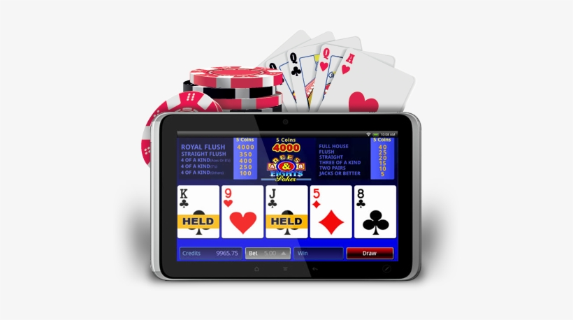 There Are Only Two Things That You Need To Remember - Video Poker Png, transparent png #1389759