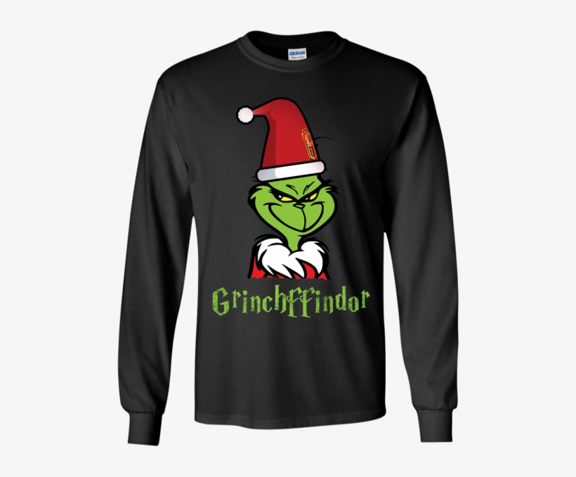 Grinchffindor Shirt, Grinch, Harry Potter Gryffindor - Funny Dr Pepper T Shirt, transparent png #1390576