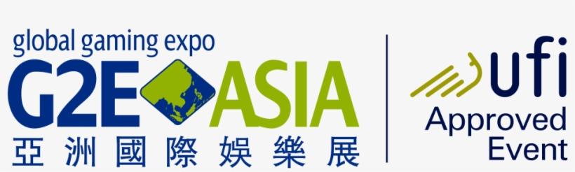 G2e Asia Logo - G2e Asia 2018 Logo Png, transparent png #1393101