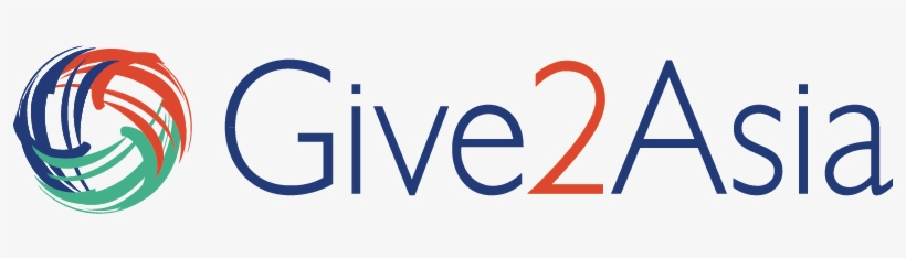 Give2asia Logo - New - Give 2 Asia Logo, transparent png #1393839