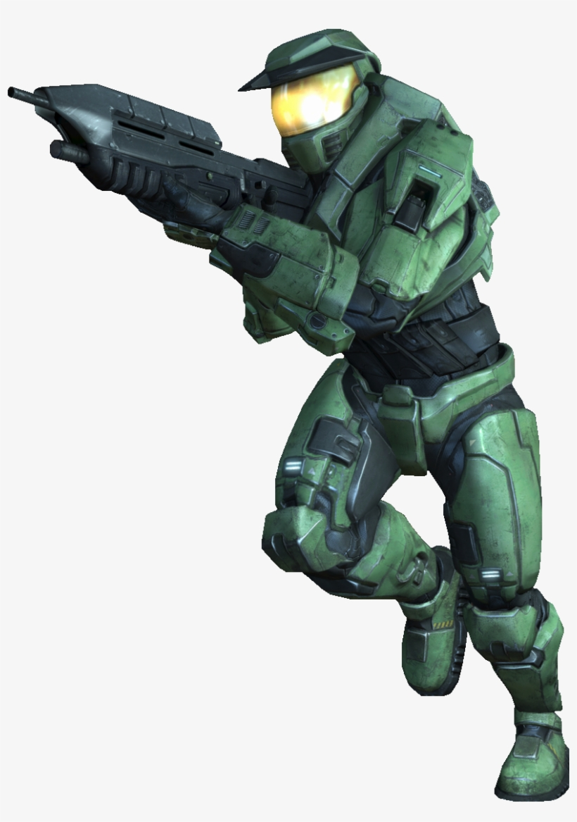 Picture Free Stock 1 Transparent Halo Master Chief Mark 5