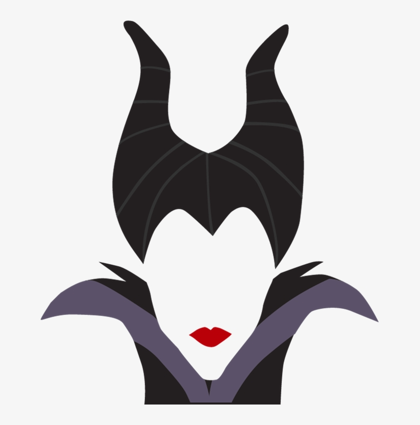 Try These Maleficent Horns Silhouette