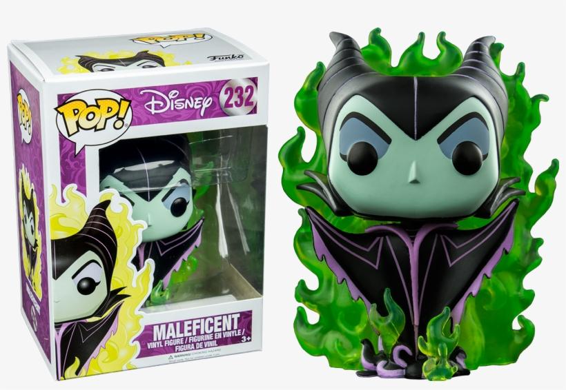 Maleficent Pop Vinyl Figure Regular - Funko Pop Maleficent Chase, transparent png #1396620