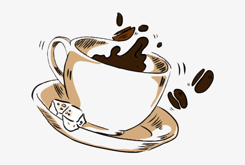 Coffee Cup Png Photo - Cup Of Coffee Png, transparent png #141329