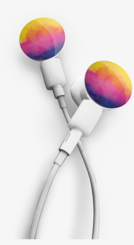 Apple Earbuds, transparent png #141330