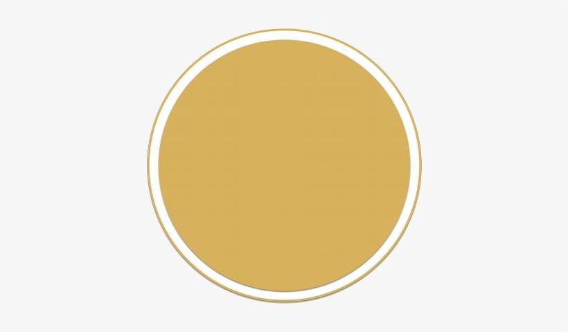 Edi Gold Circle - Gold Circle Png, transparent png #141706