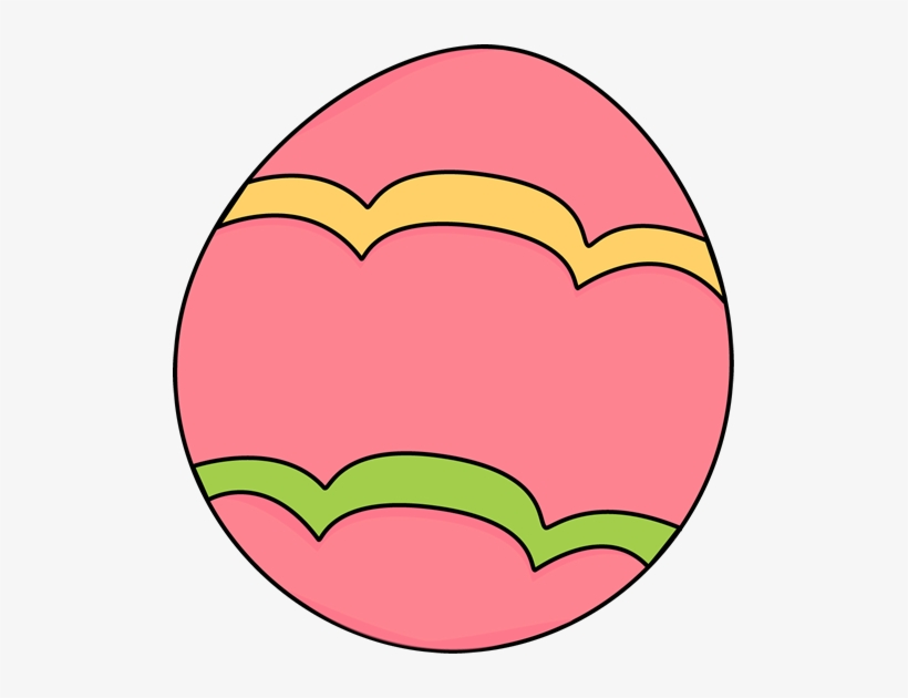 Pretty Clipart Easter Egg - Cute Easter Egg Clipart, transparent png #141797