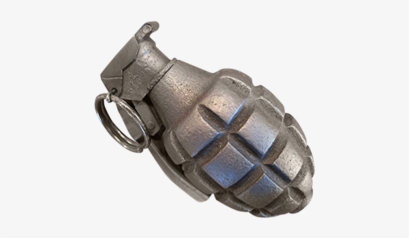 Hand Grenade Bomb Png Transparent Image - Hand Grenade Bomb Png, transparent png #142618