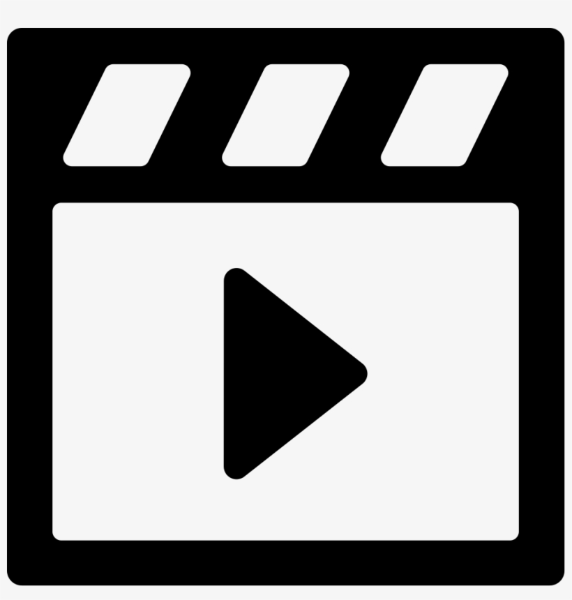 Play Player Button Of Video - Play Video Button Icon, transparent png #143131