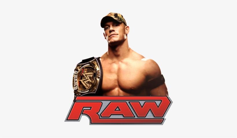 360 Muscle Program - Wwe Raw John Cena 2013, transparent png #143929