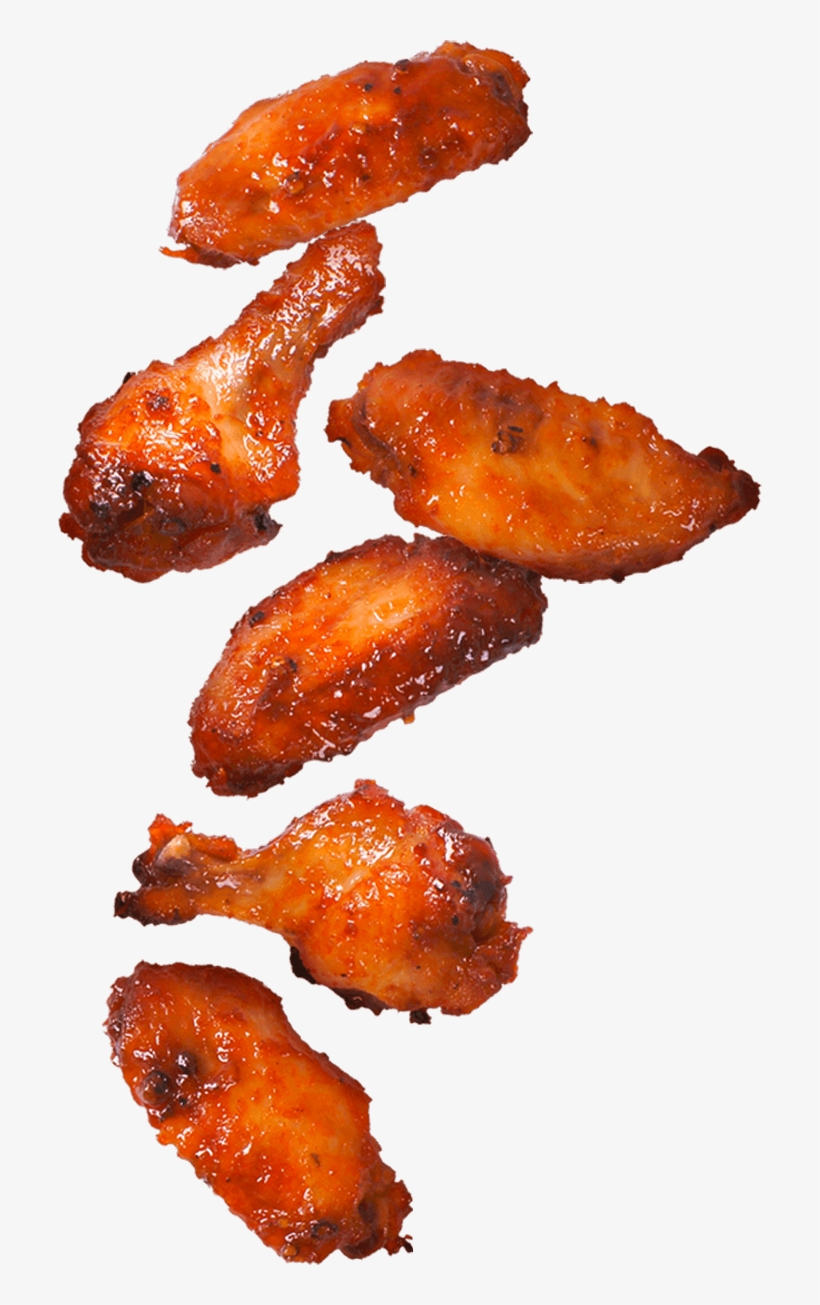 Our Menu Wings Near Me Zone Boneless - Chicken Wings Png, transparent png #144851